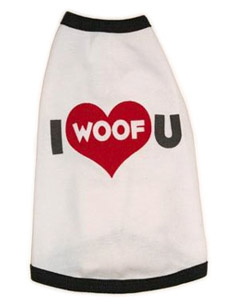 woof you